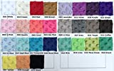Knitted Type: Warp Style: Dot Type: Microfiber Fabric Material: 100% Polyester Technics: Knitted Product Type: Other Fabric Feature: Eco-Friendly Pattern: Plain Dyed Nonwoven Technics: woven weight: 250gsm pile: 2.5mm size: 150cm*100cm usage: baby bl...