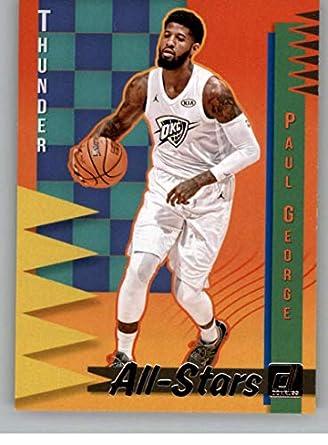 d76121495bd19 Amazon.com: 2018-19 Donruss All-Stars Basketball Card #6 Paul George ...