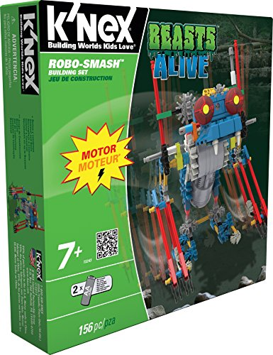 KNEX Beasts Alive Robo-Smash Building Set