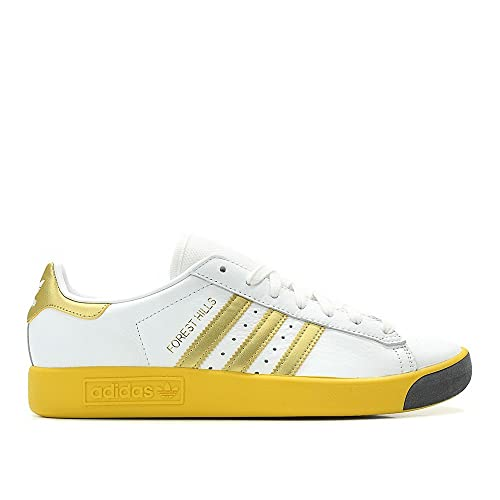 adidas Forest Hillls Mens in WhiteGold by: Amazon.co.uk