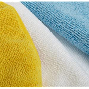 AmazonBasics Microfiber Cleaning Cloth – 222 GSM (Pack of 36)