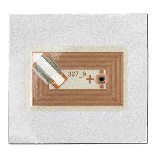 SMARTRAC 3002647 Clear Wet NFC Inlays Midas NXP NTAG213 - 12