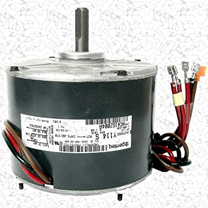 [DIAGRAM_5FD]  1172212 - OEM Upgraded Arcoaire 1/3 HP 230v Condenser Fan Motor:  Amazon.com: Industrial & Scientific | Arcoaire Electric Furnace Wiring Diagram |  | Amazon.com