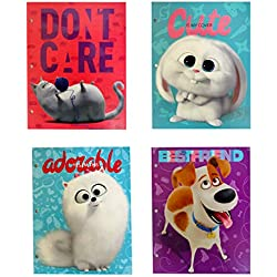 "Secret Life of Pets 2 Pocket Portfolio, 11.75"" x 9.5"", Assorted, 24pc Value Pack"