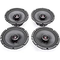 1997-1999 Lexus ES 300 Elite Series Complete Vehicle Speaker Package Upgrade by Skar Audio