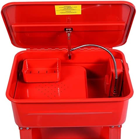 Parts Washers Goplus 20 Gallon Automotive Parts Washer Cleaner ...