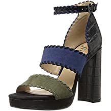 The Fix Women's Garza Whipstitch Platform Dress Sandal