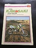 Kawasaki KX250, 1992-1998, Clymer Publications Staff, 0892877405