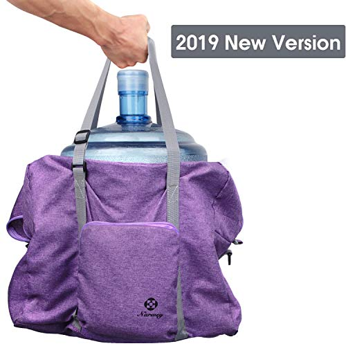For Spirit Airlines Foldable Travel Duffel Bag Tote Carry on Luggage Sport Duffle for Women and Girls