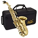 Jean Paul USA Soprano Saxophone, Gold