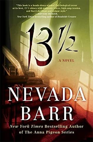 book cover of 13 1/2