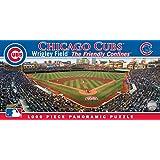 Masterpieces MLB Chicago Cubs Stadium Panoramic Jigsaw Puzzle, 1000-Piece