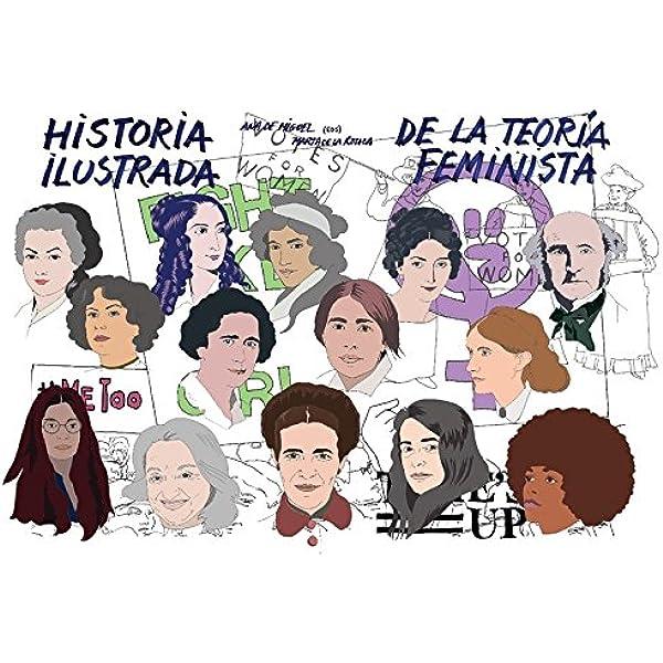 Historia ilustrada de la teoría feminista (UHF): Amazon.es: Marta De La Rocha, Ana De Miguel, Marta De La Rocha, Ana De Miguel: Libros