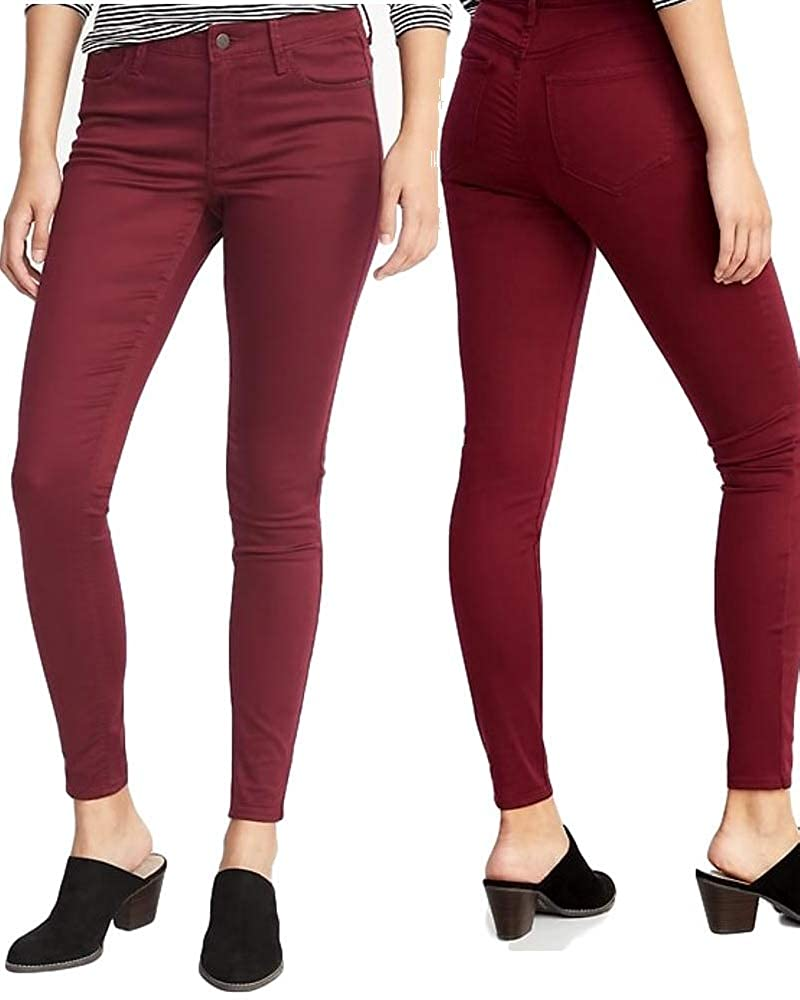 e429356fb3 Old Navy Mid-Rise Sateen Rockstar Super Skinny Jeans for Teens ...