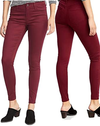 f7eb88d0946 Old Navy New Year's Sale Mid-Rise Sateen Rockstar Super Skinny Jeans for  Teens &