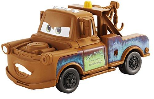 Disney Pixar Cars 3 Transforming Mater Playset ()