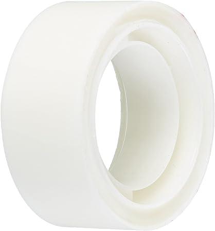 LEITZ 53660001 - Pack 2 recambios cinta adhesiva 18 mmx10 m color blanco: Amazon.es: Oficina y papelería