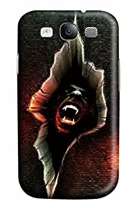 Warhammer PC Hard cell phone case for samsung galaxy s3