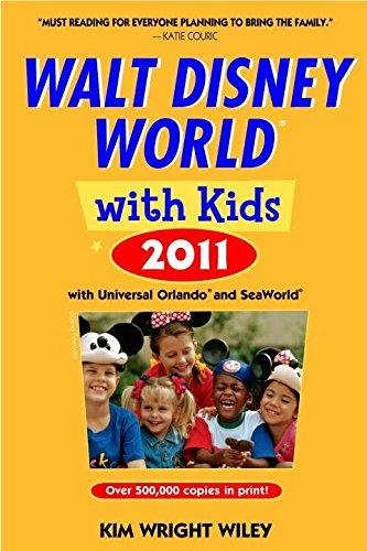 Fodor's Walt Disney World With Kids 2011  With Universal Orlando SeaWorld And Aquatica  Travel Guide