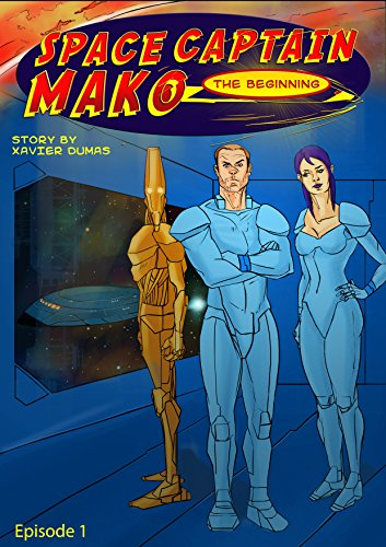 [READ] Space Captain Mako: The Beginning<br />[Z.I.P]