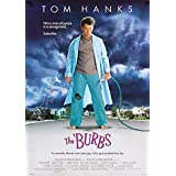 Tom Hanks The Burbs Movie Film Cinema A3 Poster / Print / Picture 280GSM Satin Photo Paper by OMG Printing