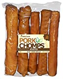 Cheap Scott Pet Products 5 Count Pork Chomps Roasted Rollz Treat, 8-10″