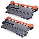Freshworld 2 Pack Compatible Brother TN450 TN-450 TN 450 TN-420 TN420 Black Toner Cartridge for Brother HL-2270DW HL-2280DW MFC-7860DW DCP-7065DN MFC-7360N HL-2230 HL-2240D HL-2240 DCP-7060D Printer
