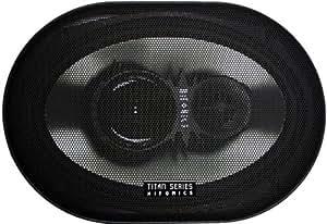 Hifonics TX693 altavoz audio - Altavoces para coche (89 Db, 125 W, 250 W, 65 - 20000 Hz, 222 mm)