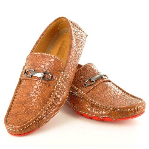 My Perfect Pair - Mocasines para hombre marrón - marrón