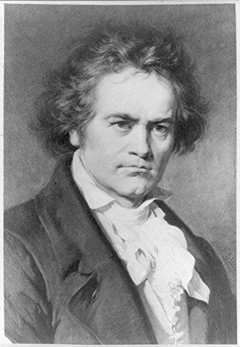 - Historic Photos Photo Ludwig Van Beethoven Portrait, Bust, Full.