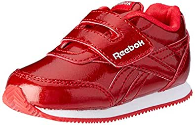 Reebok Baby Girls Royal Classic Jogger 2.0 KC Sneaker, Red, 3 US