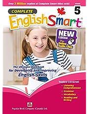 Complete EnglishSmart (New Edition) Grade 5: Canadian Curriculum English Workbook