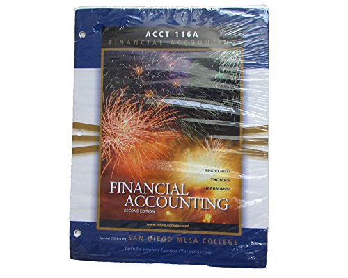 Download Loose Leaf Financial Accounting San Diego Mesa College