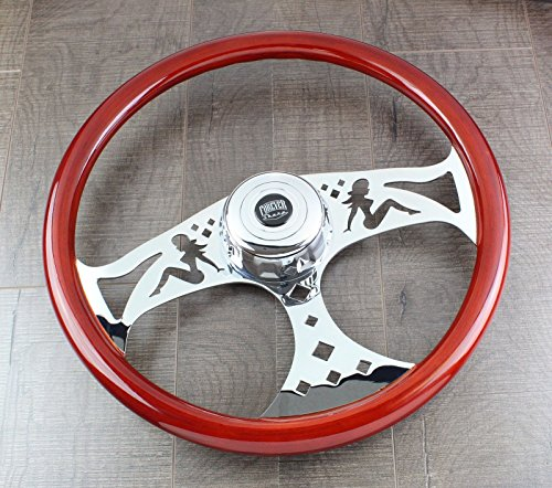 Steering Wheel & Hub Kit: 18