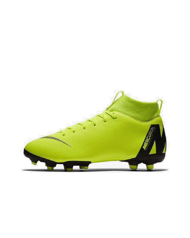 84cd1d70d Amazon.com | Nike Jr Superfly 6 Academy Gs Fg/mg Big Kids Ah7337-701 Size  5.5 | Soccer