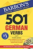 501 German Verbs with CD-ROM (Barron's 501 German Verbs (W/CD))