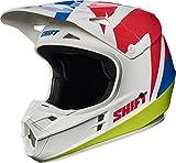 2017 Shift White Label Tarmac Helmet-White-L