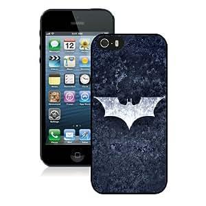 Batman Case For iPhone 5S/5 Black