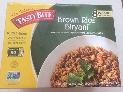 Brown Rice Taste - Brown Rice Birani