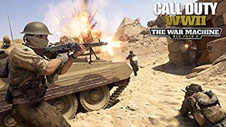 Call of Duty WWII: The War Machine DLC Pack 2 - PS4 [Digital Code]
