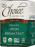 Choice Organic Teas, Irish Breakfast, 48 counts, Pack of 3 For Sale