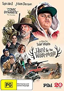 Hunt for the Wilderpeople (PAL) (NON USA FORMAT)