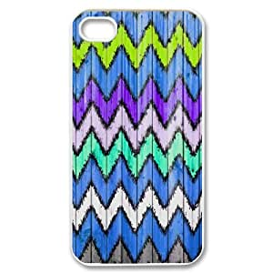 DIYCASETORE Diy Hard Shell Case Aztec Tribal Customized Bumper Plastic case For Iphone 4/4s