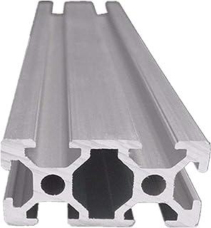CNC 3D Printer Parts European Standard Anodized Linear Rail Aluminum Profile Extrusion 2040 for DIY 3D printer 100MM