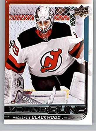 save off 8f2cf 46322 Amazon.com: 2018-19 Upper Deck Hockey Card #210 Mackenzie ...