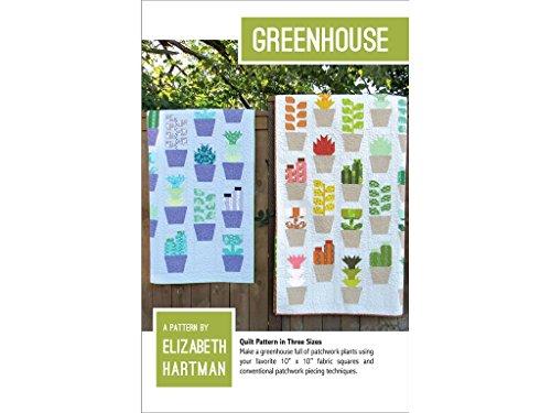 Elizabeth Hartman EHP037 Greenhouse Pattern
