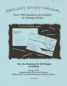 ASBOG FG Study Manual : geologycareers - reddit