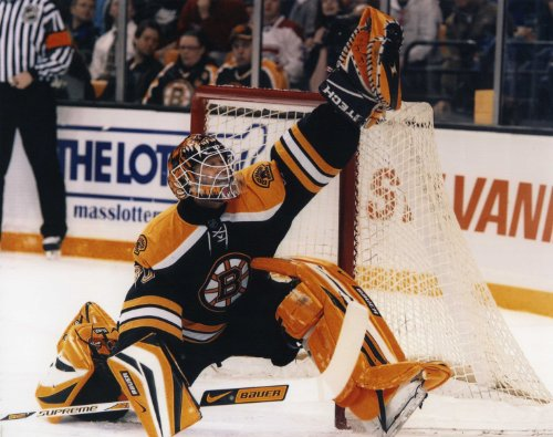 Tim Thomas Boston Bruins (TIM THOMAS BOSTON BRUINS 8X10 SPORTS ACTION PHOTO (X))