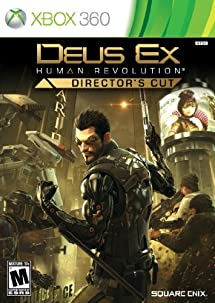 Deus Ex Human Revolution: Director's Cut - Xbox 360