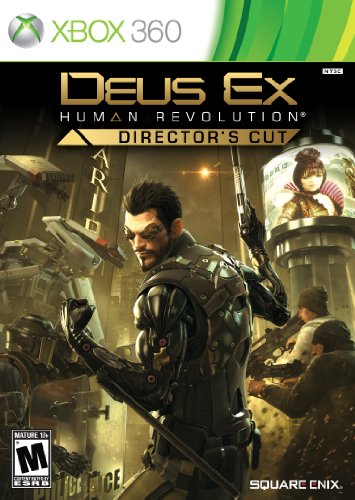 Deus Ex Human Revolution: Director's Cut - Xbox 360